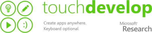 Microsoft Touch Develop